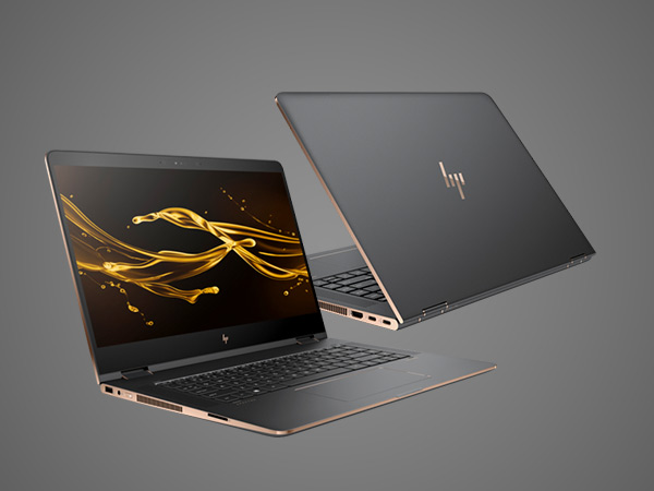 HP's Sleek Spectre 13 Gets Processor Upgrade, 4K Display