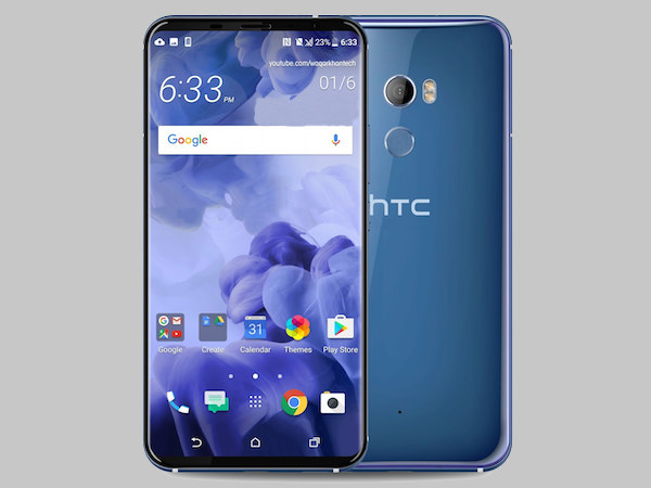Is HTC planning to launch two new phones? After HTC 11 Plus, U11