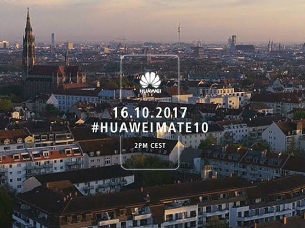 Huawei Mate 10 launches today: Watch the live stream here
