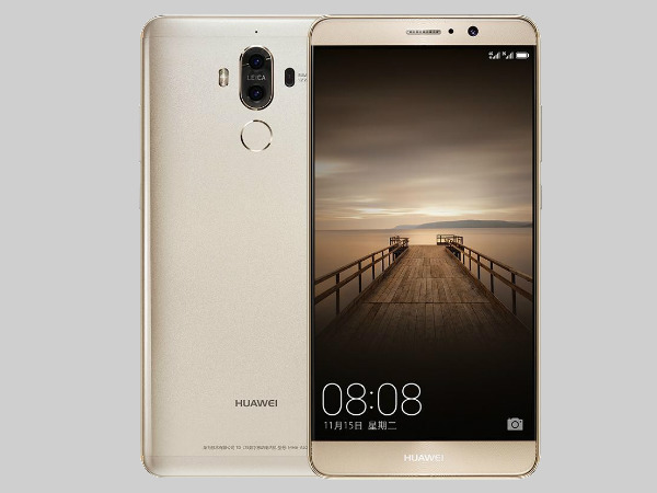Huawei Mate 9 and P10 series confirmed to get Android 8.0 Oreo update