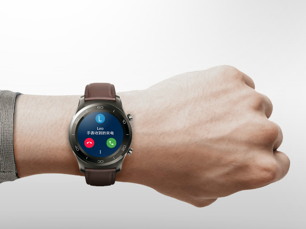 Huawei Watch 2 Pro with eSIM and Android Wear 2.0 launched