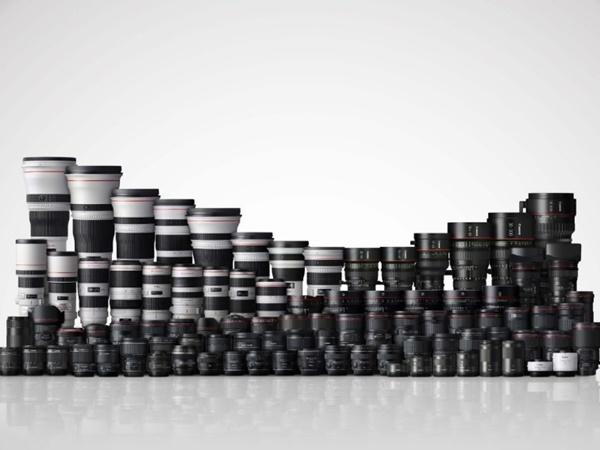 Canon celebrates production of 90 million cameras and 130 million EF lenses