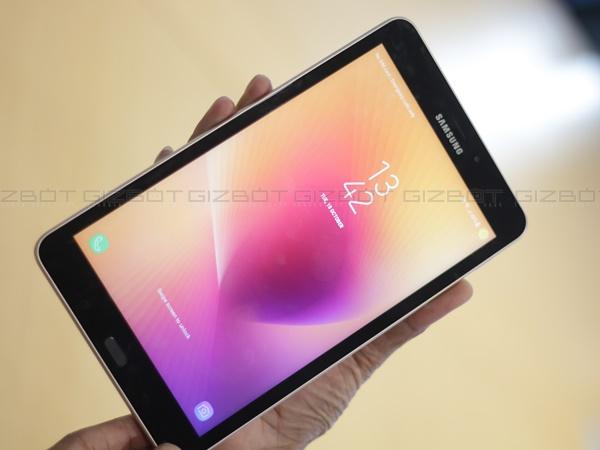 Samsung Galaxy Tab A first impression