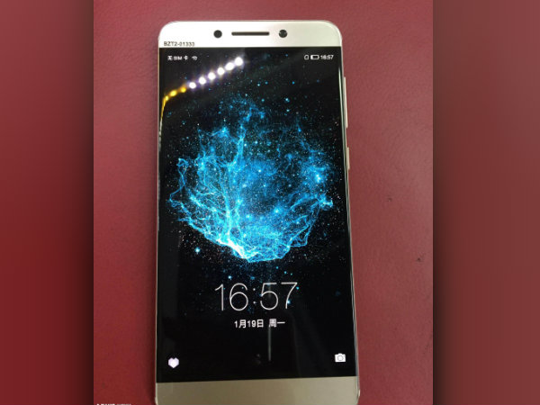 LeEco Le 2S images surface online: Looks more refined