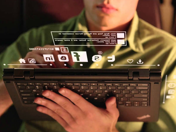 Lenovo and Intel introduces new and safer way to log into websites