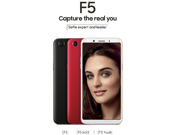 OPPO to step up the selfie game with the new AI Powered Selfie Expert smartphone