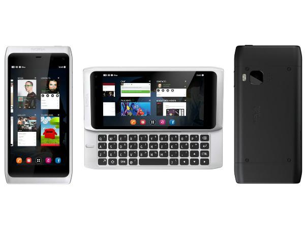 Meet Nokia N950 aka Dali, a QWERTY slider smartphone