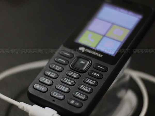 Micromax Bharat 1 first impression: Backed by an affordable plan from BSNL!