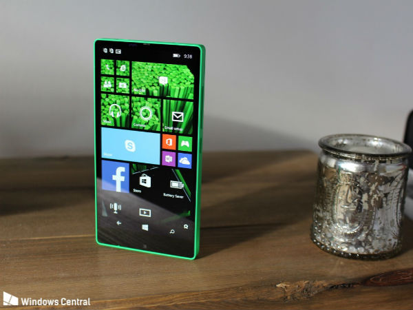 Microsoft Lumia 435 is an unreleased 'all-screen' Windows Phone device
