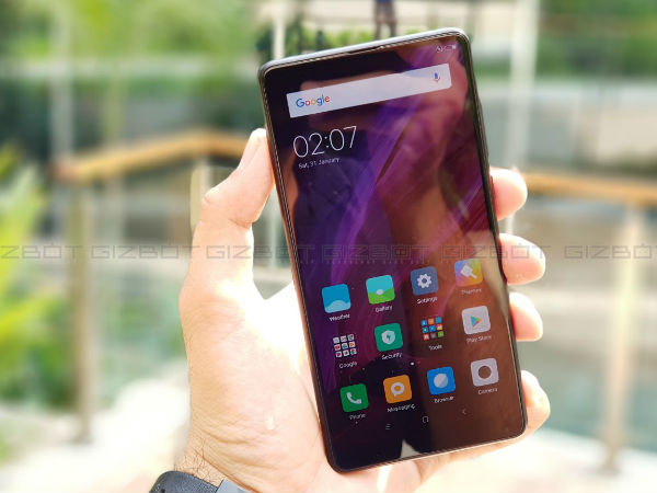 Xiaomi's bezel-less and premium flagship Mi MIX 2 launched in India
