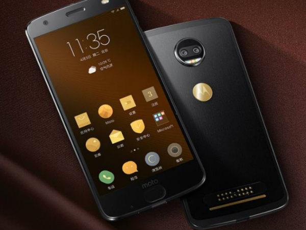 Motorola unveils Moto Z 2018 and Moto Z 2018 Kingsman Special Edition