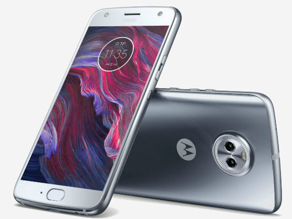 Lenovo To Release The Moto X4 In India On October 3