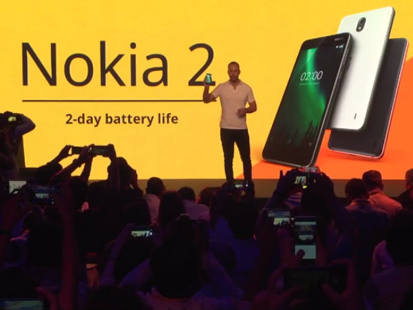 Nokia 2 with 4100mAh battery, Google Assistant, Nougat 7.1 launched