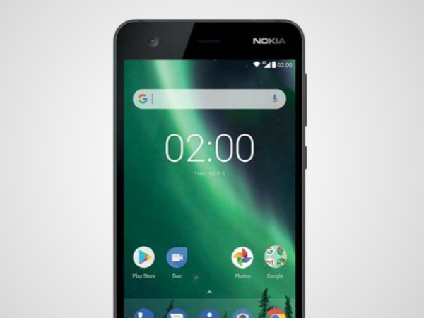 Nokia 2 price revealed by an online retailer in the US, might cost Rs. 6,500