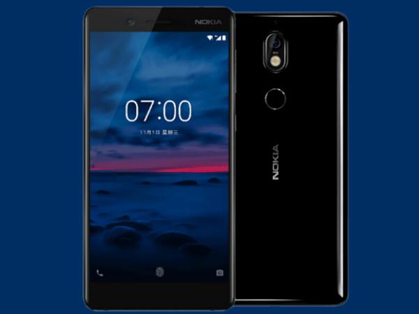 Nokia 7 Vs Smartphones under Rs 25,000
