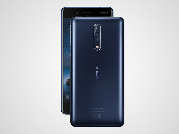 Nokia 8 with 6GB RAM and 128GB storage finally launched
