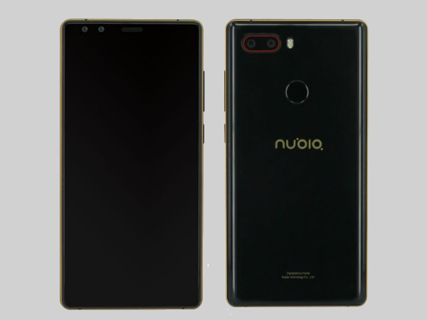 Nubia Z17S certified by TENAA: Comes with four cameras