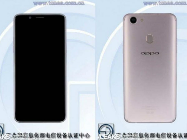 Oppo A79 visits TENAA with 6.01-inch display, 4GB RAM