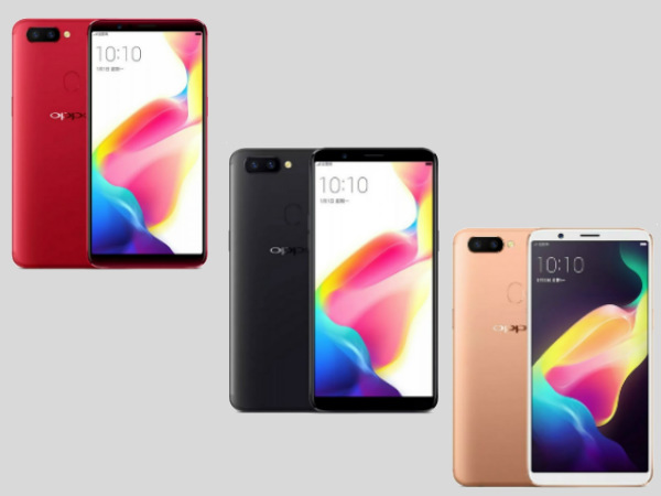 Oppo R11S fresh press renders leaked ahead of the launch: Is this it?