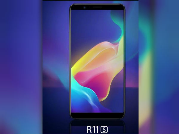 Oppo R11s confirmed to feature 18:9 display, full-screen design