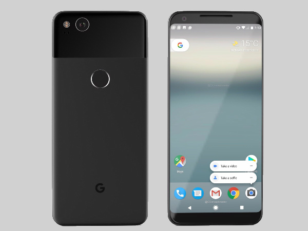 Google Pixel 2 and 2 XL launched: High-end cameras, improved UI & more