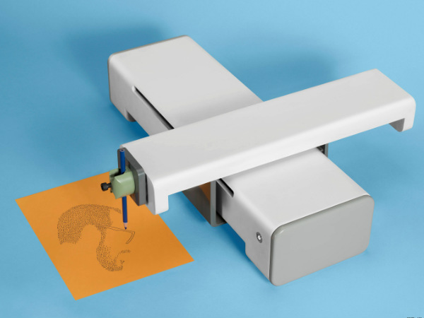 Thus & Also Technologies launches Plotter a printing tool which can print on any flat surface