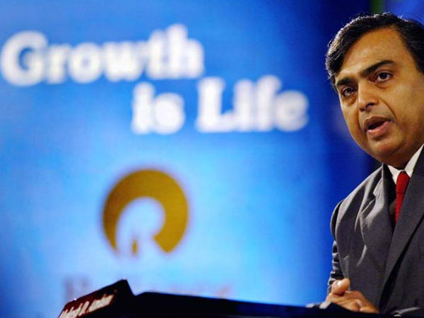 Reliance Industries' shares hit record high in September 2017: Up by 4.5 percent