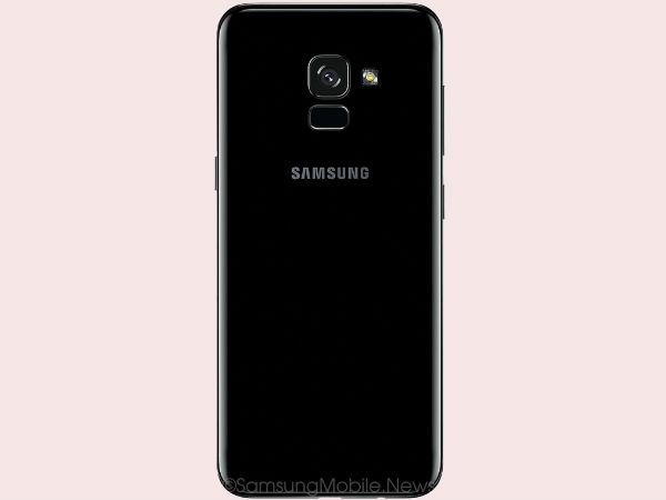 Samsung Galaxy A (2018) leaked renders reveal Infinity display