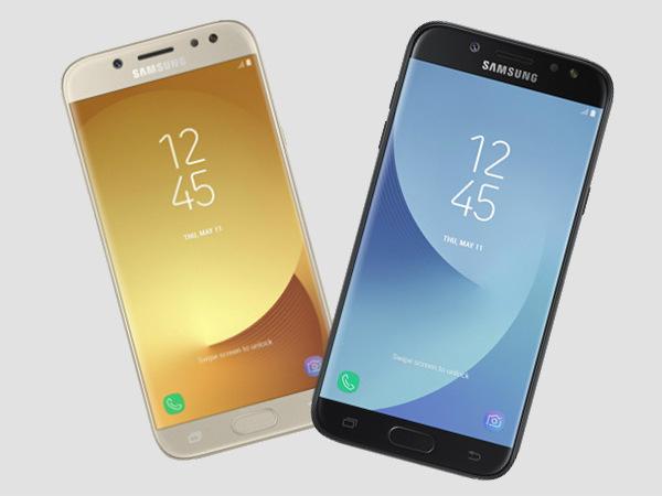 Samsung Galaxy J5 (2017) new update now brings Blueborne fix