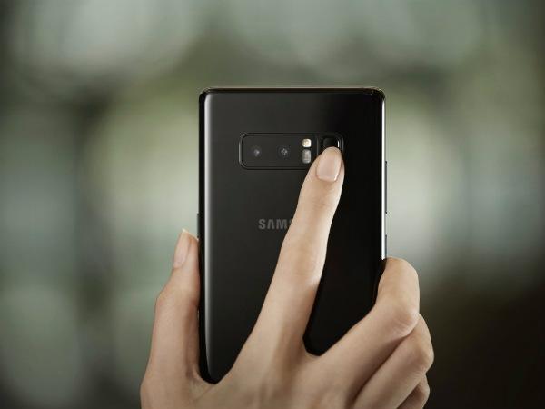 Samsung Galaxy Note 9 to sport under-display fingerprint sensor