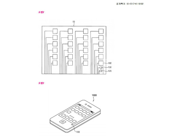 Samsung Galaxy S9 might feature an air sensor, tips a patent filing