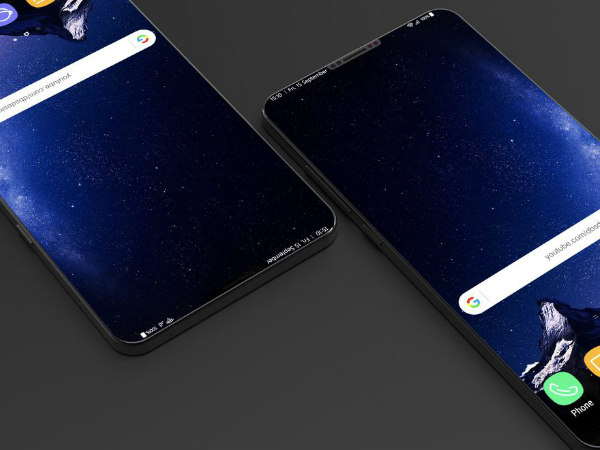 Samsung Galaxy S9's front camera could be equipped with 3D sensor