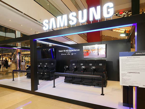 Samsung now launches Galaxy Studio pop-up store for consumers