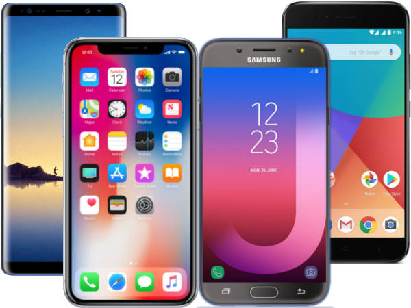 Top 10 trending smartphones from last week