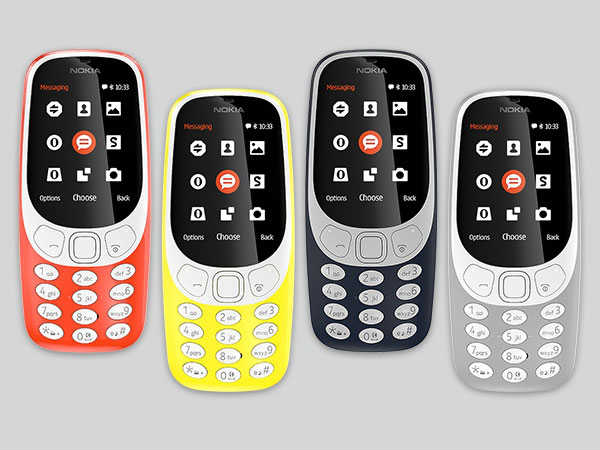 Nokia 3310 3G is up for pre-orders: Shipping starts from October 29 in the U.S.