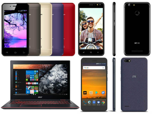Weekly Roundup: Top smartphones launched last week