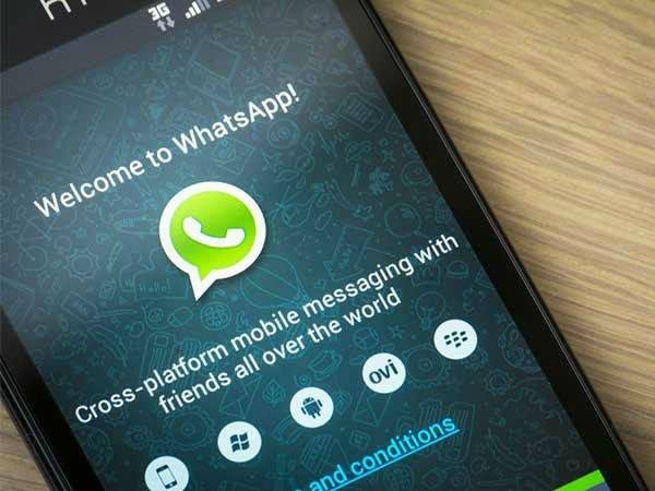 WhatsApp is finally letting people unsend messages