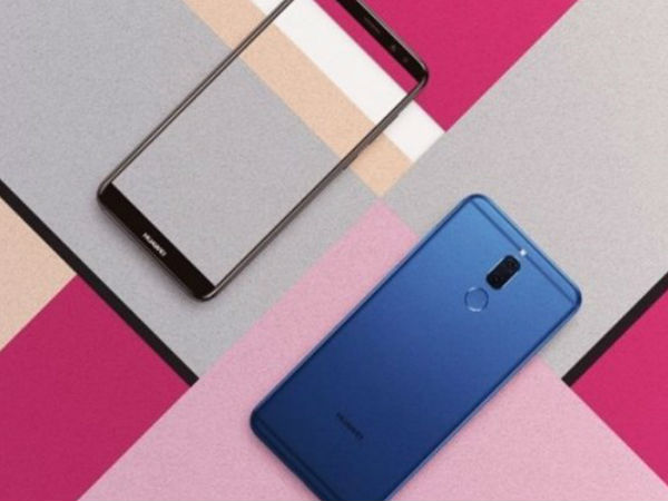 Huawei Nova 3 featuring four cameras may launch on December 5
