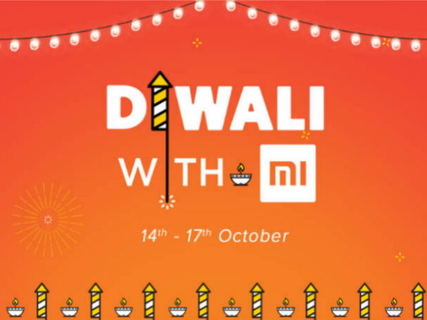 Xiaomi 'Diwali with Mi' sale: Get discounts on Mi Mix 2, Redmi Note 4, and more