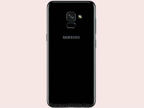 Samsung Galaxy A (2018) leaked renders reveal Infinity display