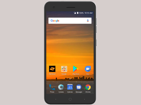 ZTE Blade Force with 5.5-inch HD display, Android Nougat launched
