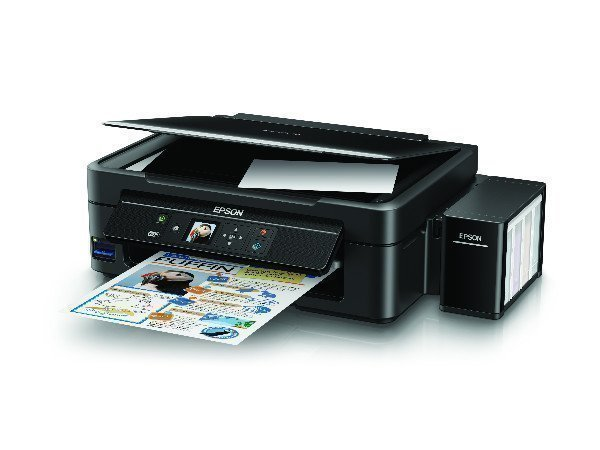 Epson L485 review: A good fit for small work-groups with