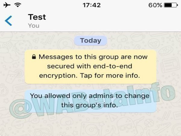 WhatsApp brings new features for group admins