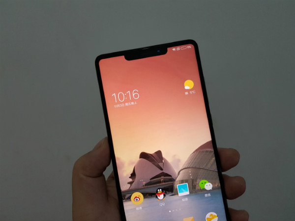 Alleged Xiaomi Mi MIX 2s with iPhone X like design leaks via renders