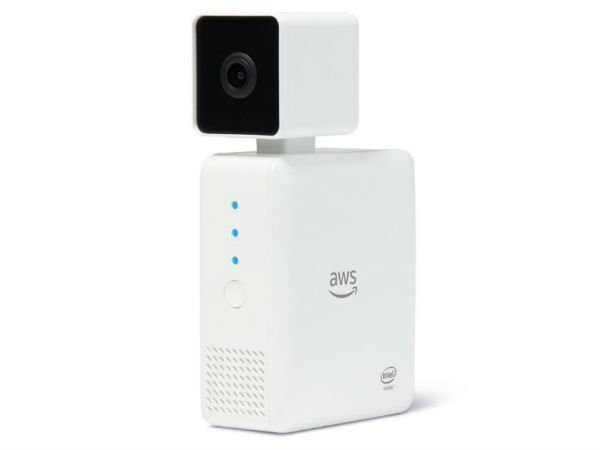 AWS launches DeepLens, a deep learning-enabled wireless video camera