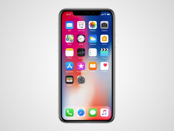 Apple has stated that the iPhone X may show OLED burn in