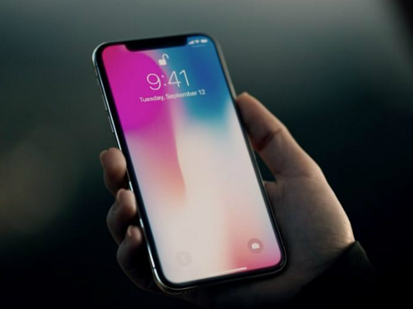 Apple iPhone X can't be used in cold weather conditions