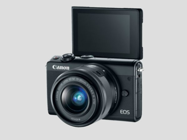 Canon EOS M100 mirrorless camera launched in India: Features and price