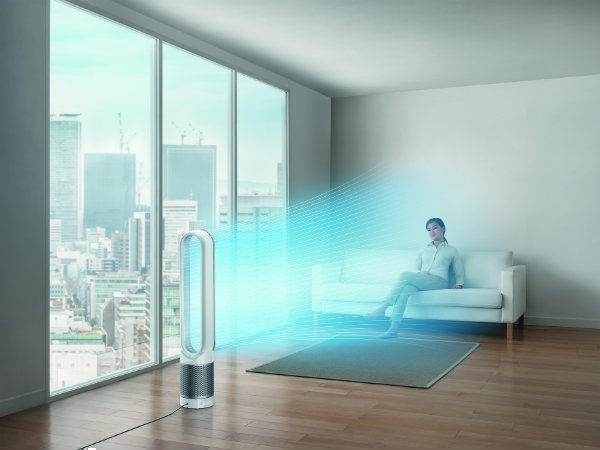 Dyson showcases its premium Air purifiers in India