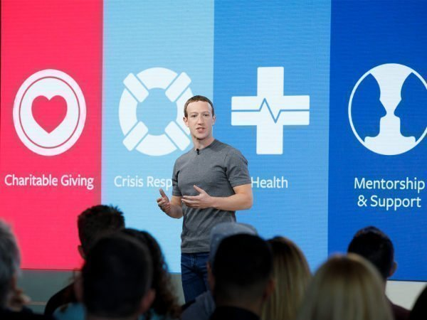 Facebook announces new tools and initiatives for charity causes